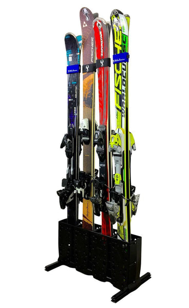 Ski Rack - Freestanding for Wide Skis