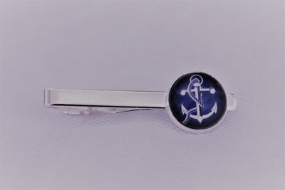Anchor Tie Clip, Nautical Anchor Tie Bar