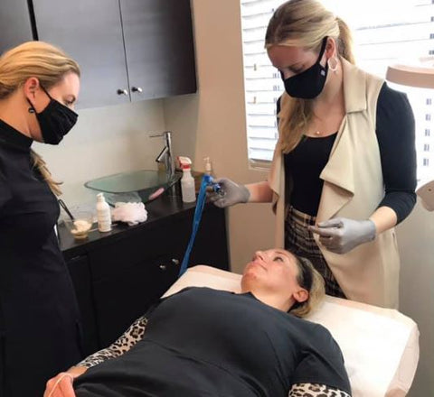 chicago microneedling classes online