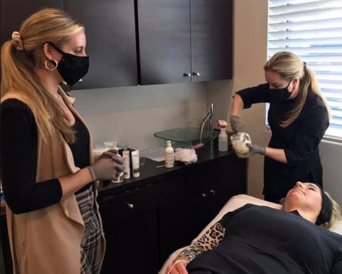 microneedling classes near me