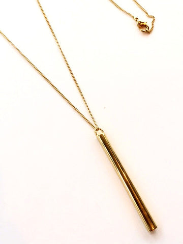 Long Perfect Pendant Necklace