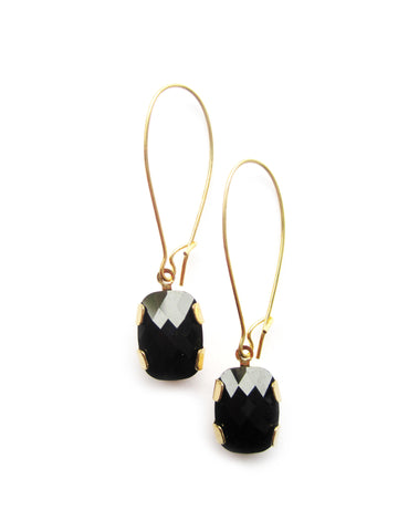 Bling Earring NA-E1 Black