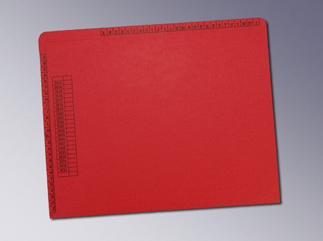 2078618 Kardex Compatible Color File Folder