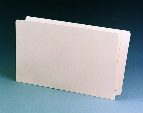 8689 Legal Manila File Folder w/Reinforced Tab