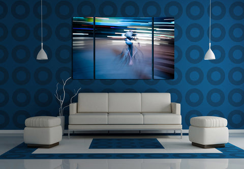 Living Room Wall Design #1