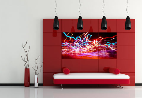 Living Room Wall Design #8