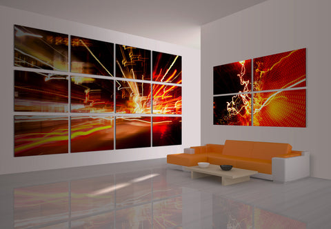 Living Room Wall Design #10