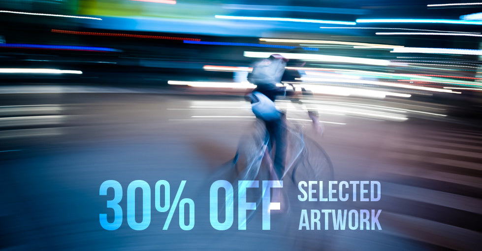 30% Off Selected Artwork