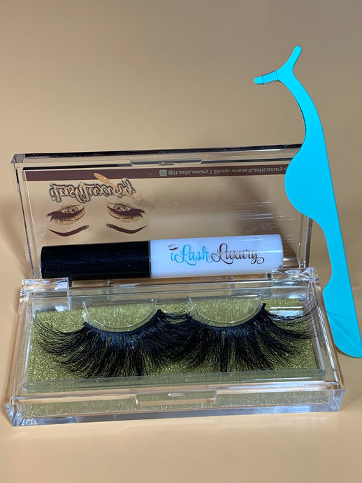 Pull Up Lash Set