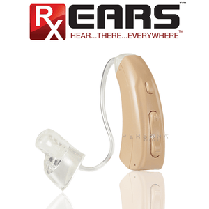 Rx4 Hearing Aids - RxEars®