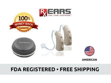 Load image into Gallery viewer, Rx4 Hearing Aids - RxEars®