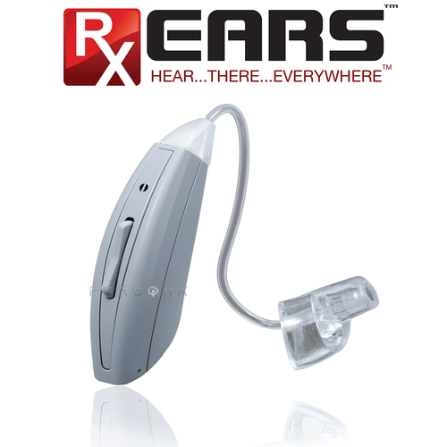 Rx7 Hearing Aids - RxEars®