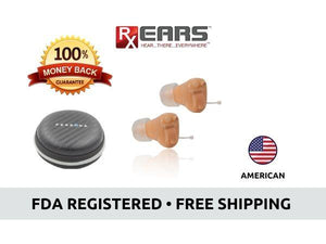 Rxi Hearing Aids - RxEars®