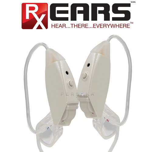RxS Hearing Aids (Pair) - RxEars®