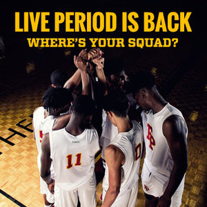 It's LIVE Period. Where's Your Squad?