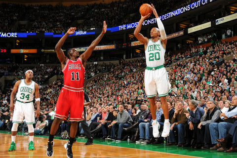 Ray Allen shooting (courtesy NBA.com)