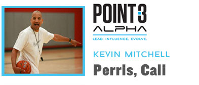 POINT 3 Alpha Kevin Mitchell