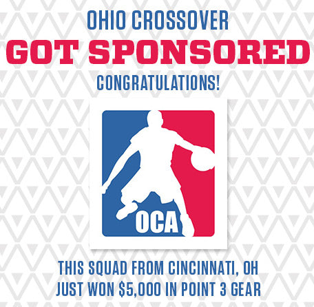 Ohio Crossover Got Sponsored!