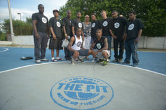 The PIT - court and team