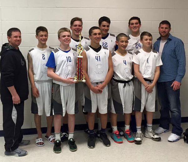 MP Courts 11th Grade Boys Metrowest Roundball Classic Champions