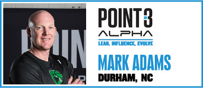 POINT 3 Alpha Mark Adams