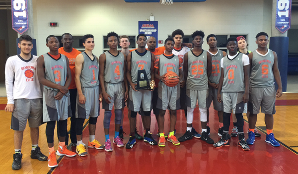 Orangemen Elite (GA) win at Magic City Rumble in Birmingham (AL)