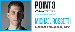 POINT 3 Alpha - Michael Rossetti