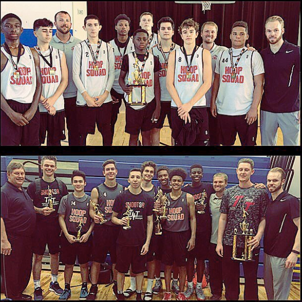 TNT HoopSquad 10th and 9th Grade Squads