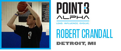 POINT 3 Alpha - Robert Crandall