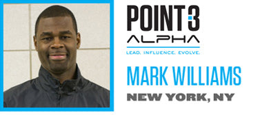 POINT 3 Alpha - Mark Williams