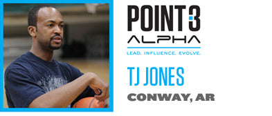 POINT 3 Alpha TJ Jones