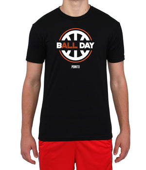 B(All) Day Graphic T-Shirt - Black