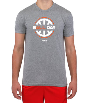 B(All) Day Graphic T-Shirt - Grey