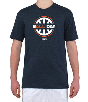 B(All) Day Graphic T-Shirt - Navy