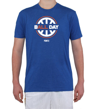 B(All) Day Graphic T-Shirt - Royal