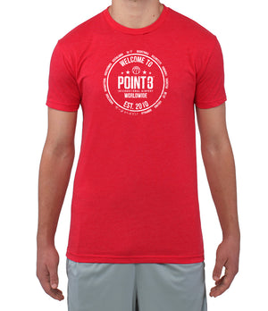 Basketball Passport Graphic T