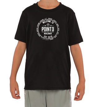 Youth Basketball Passport Graphic T
