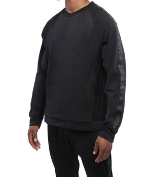 DRYV EDG3 Long Sleeve Crew Neck