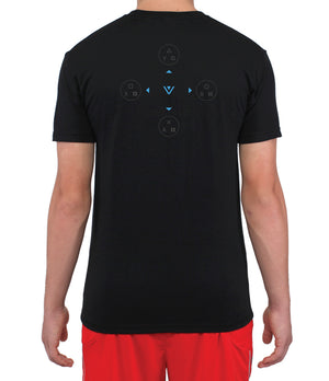 "POINT3 ""In Control"" Gamer Graphic T"