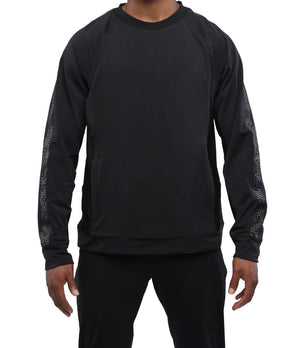 Youth DRYV EDG3 Long Sleeve Crew Neck