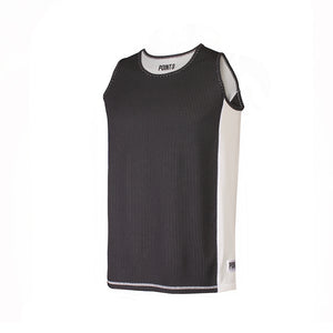 Dual Threat Reversible Jersey - Black/White