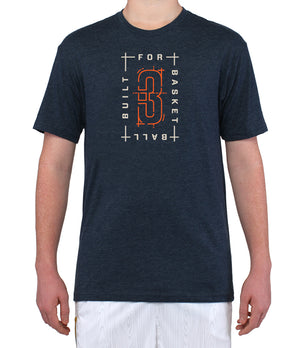 Built For Basketball T-Shirt - Navy