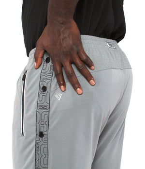 Youth DRYV EDG3 Tearaway Pants - Grey - Hand Wipe