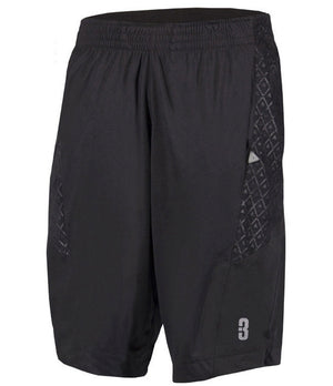 YOUTH DRYV® UNIFORM SHORTS Triple Black