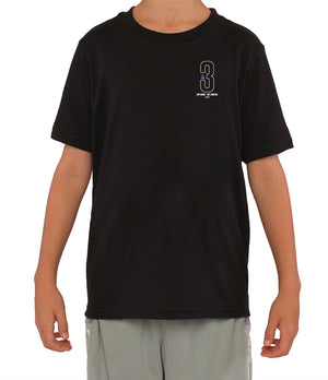 Youth Drip Graphic T-Shirt