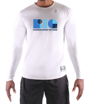 B.I.G. LONG-SLEEVE PERFORMANCE TOP