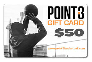 POINT 3 Gift Card $50