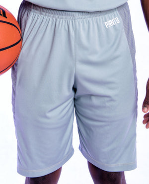 Youth Elevate Shorts - Triple Grey