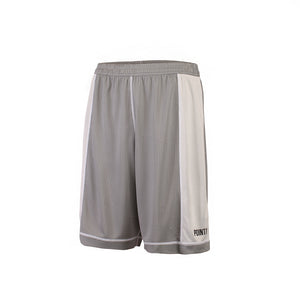 Youth Dual Threat Single Layer Reversible Shorts - Grey/White