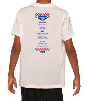 Youth Hooper's Diner Graphic T-Shirt